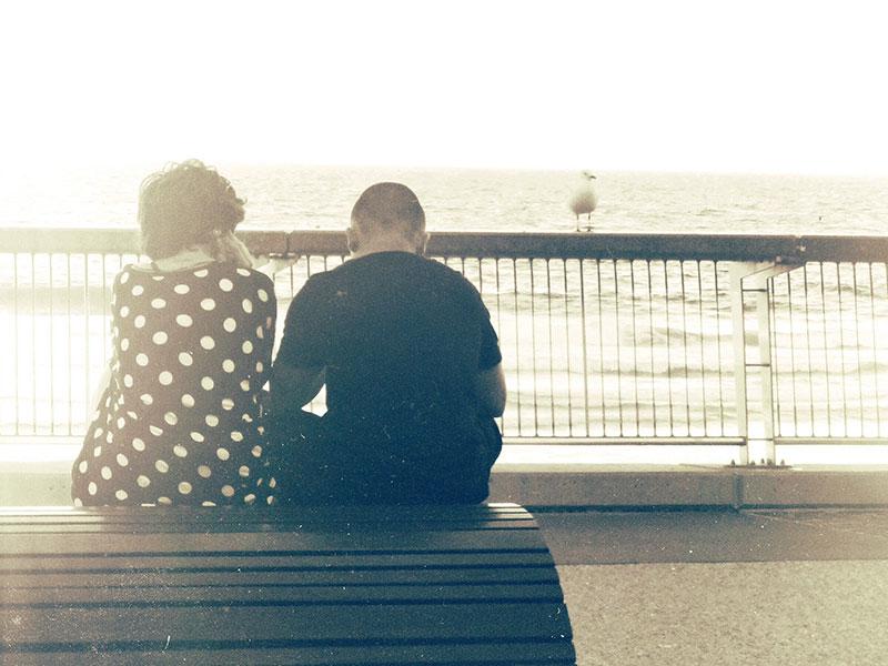 ¿Por qué usted debe hablar de su ex con su pareja actual