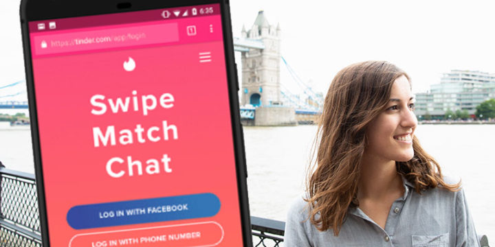 6 Aplicaciones de Citas Swipe: Tinder, Bumble y más