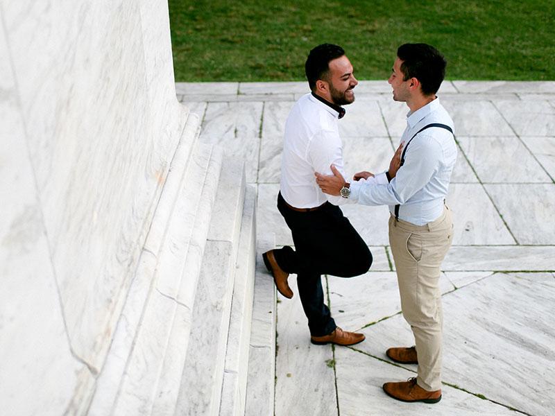3 Consejos para organizar tu primera cita gay/lésbica
