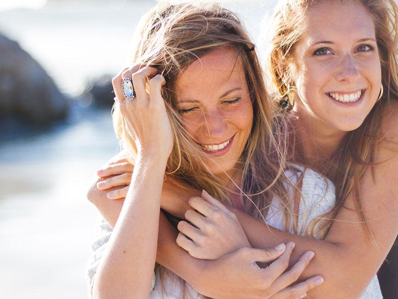 3 maneras de relajarse al comenzar su primera relación lésbica